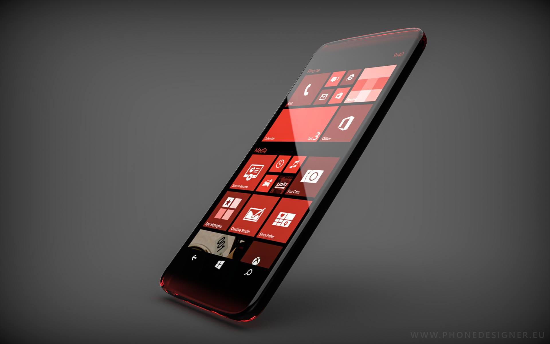 Lumia 940 Concept 3