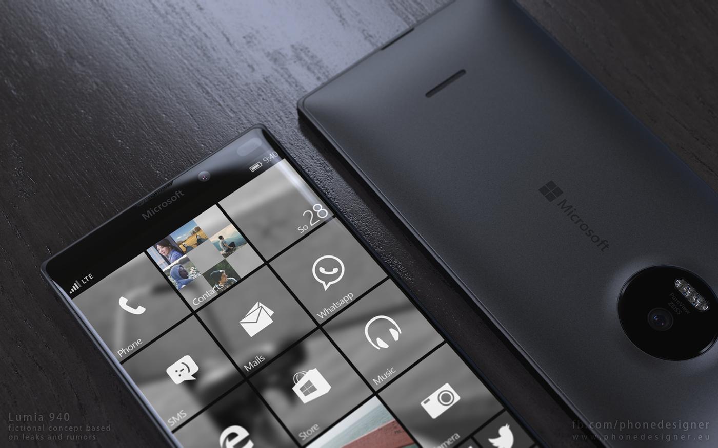 Lumia 940 Concept 6