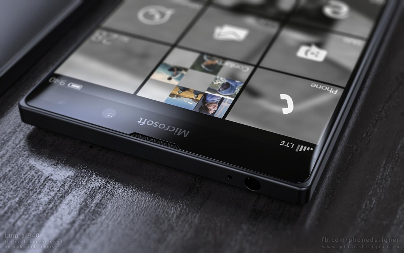 Lumia 940 Concept 7