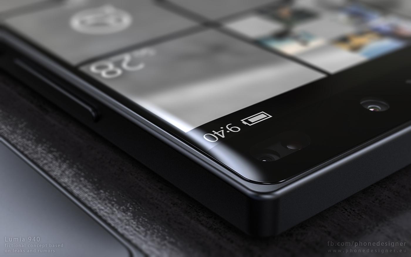 Lumia 940 Concept 8