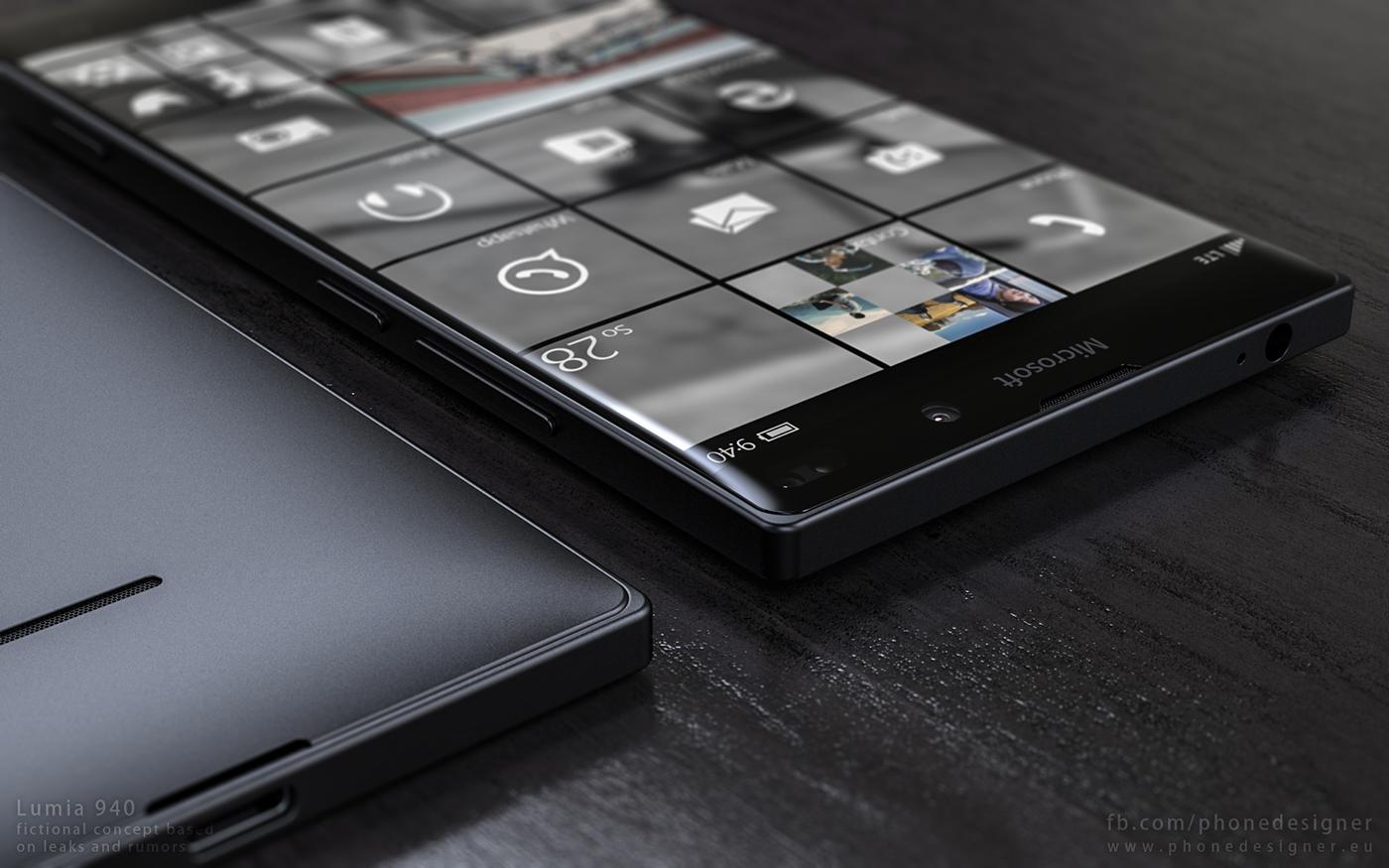 Lumia 940 Concept 9
