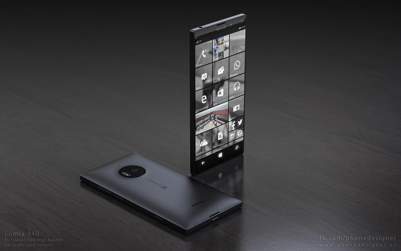 Lumia 940 Concept 11