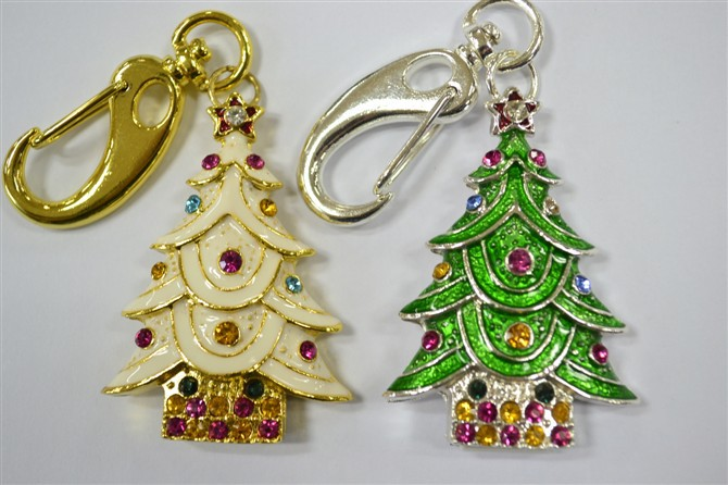 Jewelry-Crystal-metal-usb-flash-drive-Christmas-tree