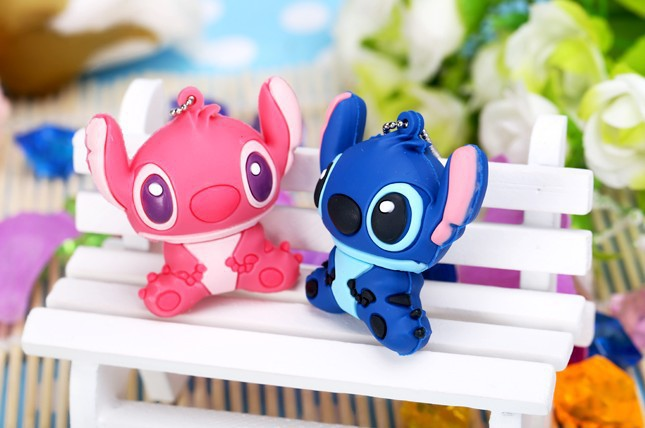 Cute-Cartoon-Stitch-model