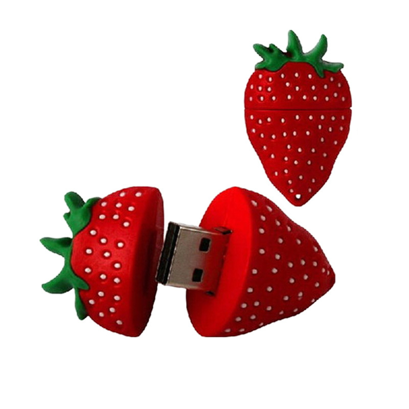 Strawberry-USB-Flash-Drive